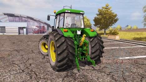John Deere 7810 para Farming Simulator 2013
