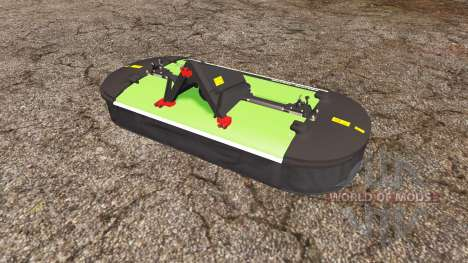Deutz-Fahr DrumMaster 432 F para Farming Simulator 2015