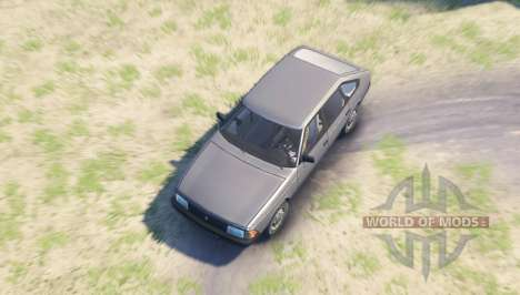 Moskvich 2141 para Spin Tires