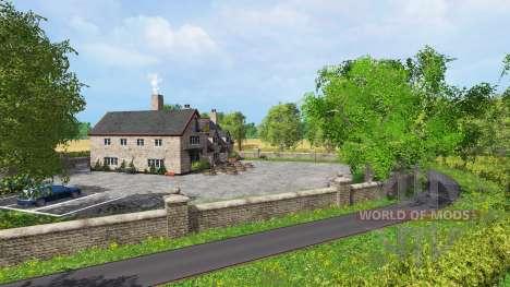 Manor farm para Farming Simulator 2015
