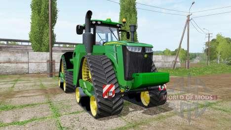 John Deere 9520RX para Farming Simulator 2017