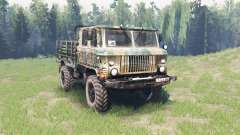 GAZ 66 doble cabina