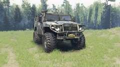 GAS 2330 Tigre
