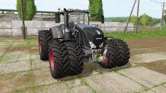 Fendt 939 Vario black para Farming Simulator 2017