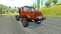 Ural 43202 v3.5