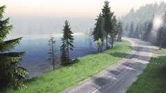 Lago para Spin Tires
