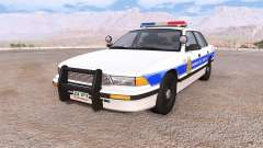 Gavril Grand Marshall honolulu police para BeamNG Drive