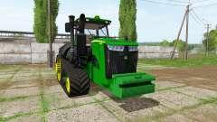 John Deere 9560RT para Farming Simulator 2017