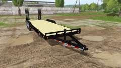 Platform trailer para Farming Simulator 2017
