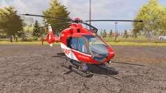 Eurocopter EC135 T2 DRF v2.0