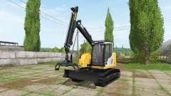 Liebherr R 914 para Farming Simulator 2017