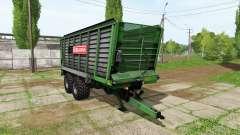 BERGMANN HTW 45 para Farming Simulator 2017