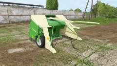 Krone 130FB v1.1.0.1 para Farming Simulator 2017