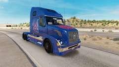 Arizona Wildcats de la piel para camiones Volvo