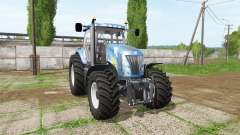New Holland TG230