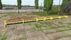 Case IH 3162 Draper 90FT para Farming Simulator 2017