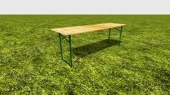 Bench para Farming Simulator 2017