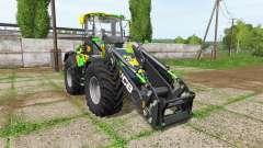 JCB 435S camo edition v1.2 para Farming Simulator 2017