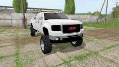 GMC Sierra 2500 2011 para Farming Simulator 2017