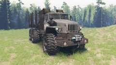 Ural 4320-10 de Tunguska v3.1