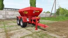 BREDAL K85 v1.0.3 para Farming Simulator 2017