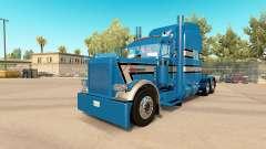La piel GP 3 Personalizada Peterbilt 389 tractor