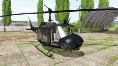 Bell UH-1D U.S. Army para Farming Simulator 2017