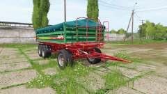 METALTECH DB 14 para Farming Simulator 2017