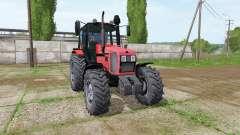 MTZ 1221.2 v2.1 para Farming Simulator 2017