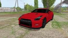 Nissan GT-R (R35) v1.1