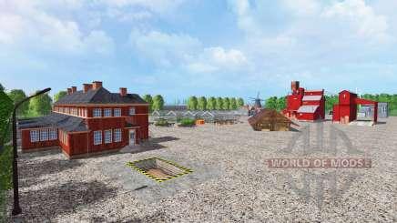 Region Of Texas v1.2 para Farming Simulator 2015