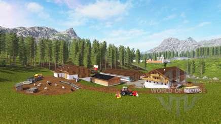 South Tyrol v2.0 para Farming Simulator 2017