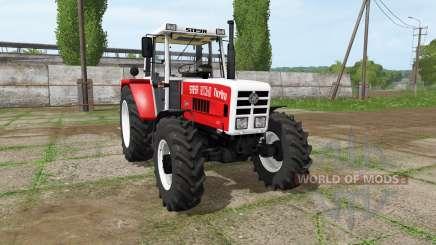 Steyr 8130A Turbo SK2 v2.5 para Farming Simulator 2017