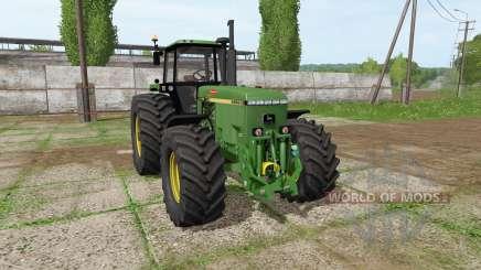 John Deere 4955 v3.1 para Farming Simulator 2017