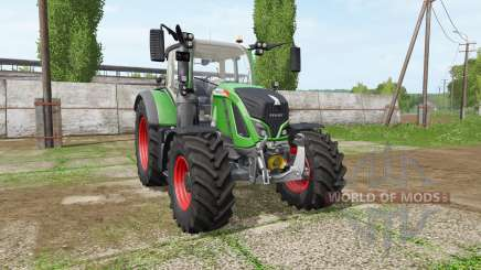 Fendt 514 Vario SCR v1.0.1 para Farming Simulator 2017