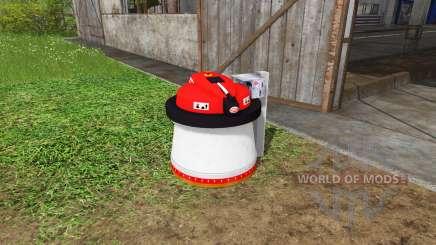 Lely Juno 100 para Farming Simulator 2017