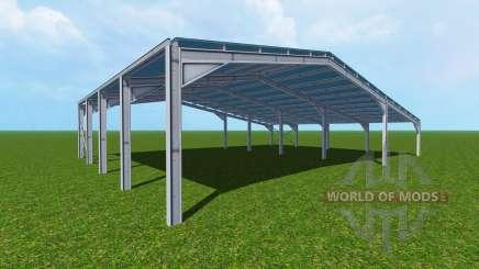 Easy halls para Farming Simulator 2015