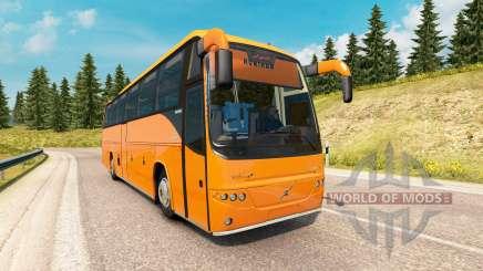 Volvo B12B v2.5 para Euro Truck Simulator 2