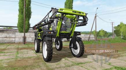 McLoude slurry sprayer para Farming Simulator 2017