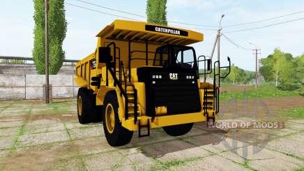 Caterpillar 773G para Farming Simulator 2017