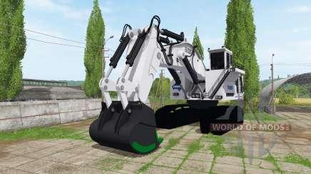Liebherr R 9800 para Farming Simulator 2017