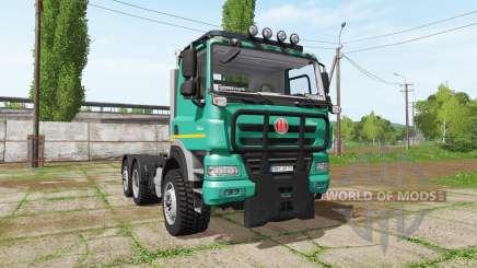 Tatra Phoenix T158 agro para Farming Simulator 2017