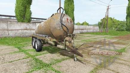 Fortschritt HTS 100.27 v1.0.0.1 para Farming Simulator 2017