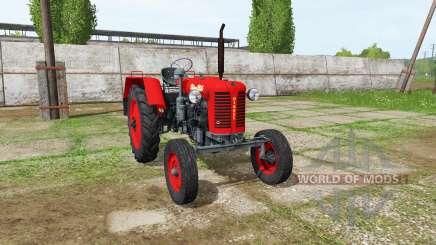 Zetor 25K 1960 v1.2 para Farming Simulator 2017