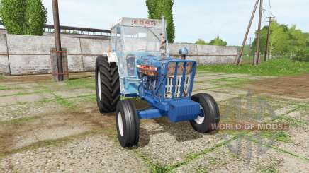 Ford 7000 rusty para Farming Simulator 2017