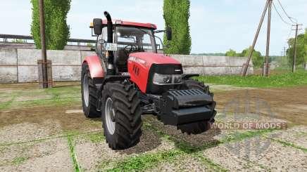 Case IH Maxxum 125 CVX v1.3 para Farming Simulator 2017