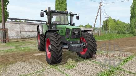 Fendt Favorit 824 para Farming Simulator 2017