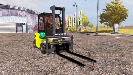 Komatsu DX para Farming Simulator 2013