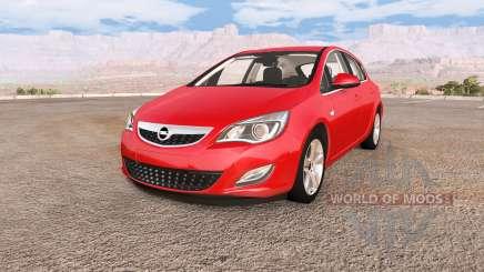 Opel Astra (J) para BeamNG Drive