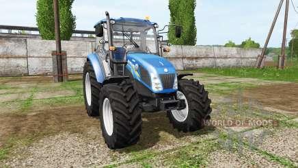 New Holland T4.75 para Farming Simulator 2017